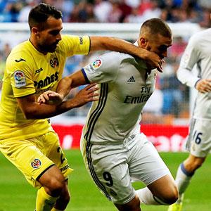 Real Madrid'in rekoruna Villarreal engeli