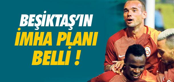Beşiktaş'ı imha planı belli !