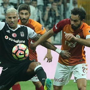 Galatasaray başladı Beşiktaş bitirdi !