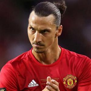 Dev maç öncesi Zlatan...