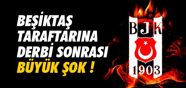 Beşiktaş taraftarına kötü haber !