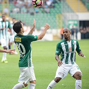Bursaspor-Kasımpaşa: 1-0