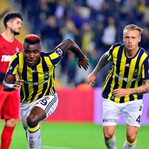 Fenerbahçe - Gaziantepspor: 2-1