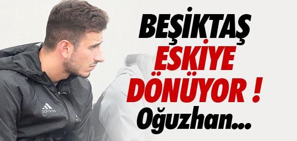 Beşiktaş eskiye dönüyor !