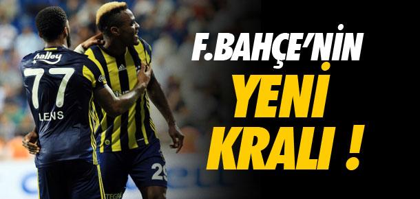 Fenerbahçe'nin yeni kralı Lens