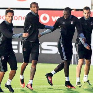 Beşiktaş'ta plan değişti
