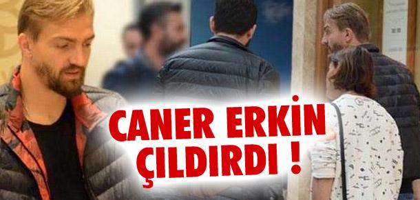 Caner Erkin isyan etti