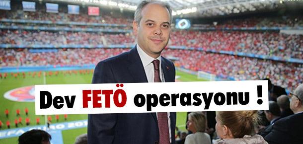 ''FETÖ kapsamında 322 görevinden uzaklaştırıldı''