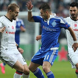 Beşiktaş maçında şok görüntüler !
