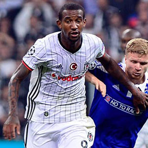 Beşiktaş'ta Talisca şoku !