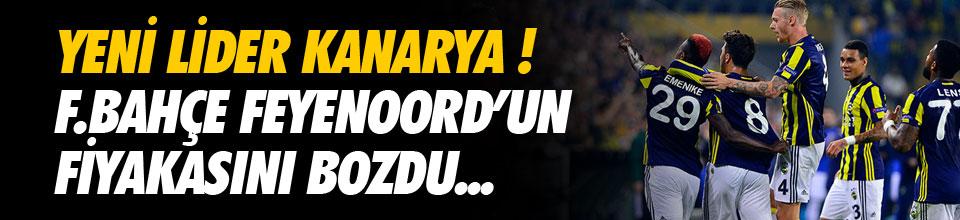 Kadıköy'de Fener alayı !