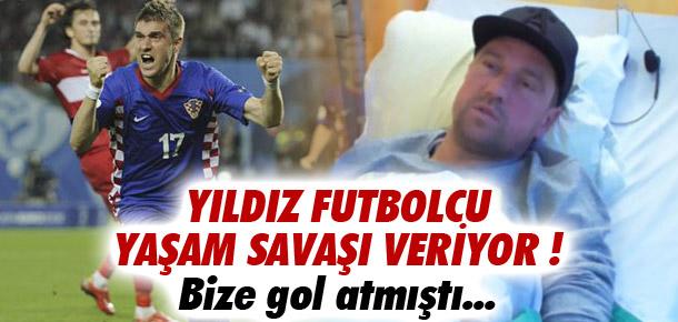 Eski yıldız Ivan Klasnic yaşam savaşı veriyor