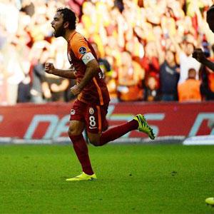 Galatasaray'dan müthiş geri dönüş !