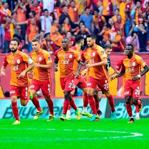 Galatasaray Arabistan'a açılıyor