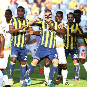 Fenerbahçe'ye Kadıköy'de ağır darbe !