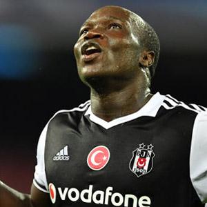 Aboubakar'ın yerine yeni golcü !