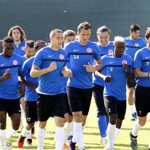 Antalyaspor'da 3 oyuncu sakat