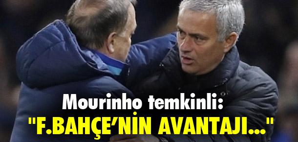 ''Fenerbahçe'nin fikstür avantajı var''