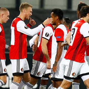 Feyenoord evinde galip !