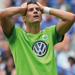 Almanlar Mario Gomez'le alay etti !