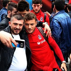 Trabzonspor İstanbul'a gitti !