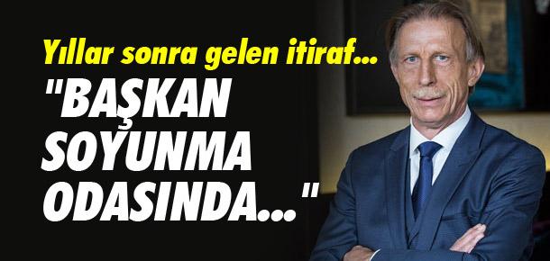 ''Türkiye'de başkanlar, hocaları...''