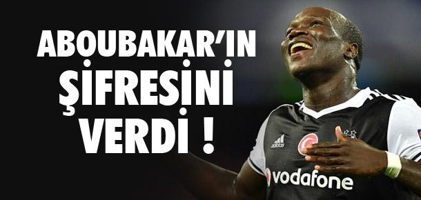 ''Aboubakar açık oynayan takımlara karşı tehlike''