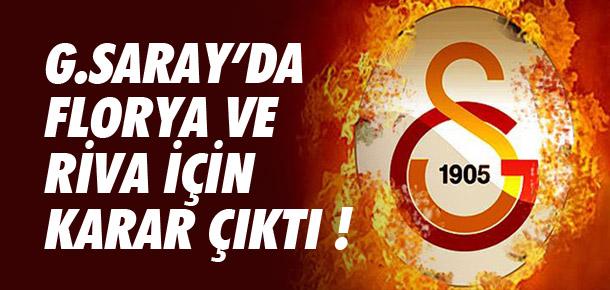 Galatasaray yönetimi, Florya ve Riva için yetki aldı