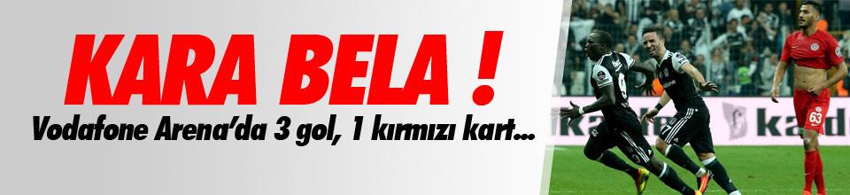 Beşiktaş güle oynaya !