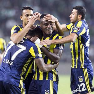 Fenerbahçe'den 'Kocaman' zafer !