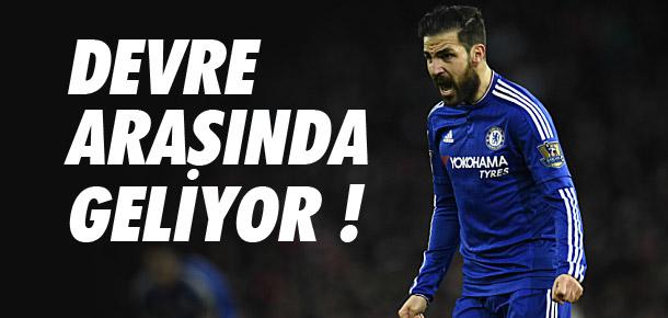 Fenerbahçe için Fabregas iddiası