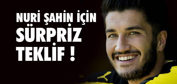 Nuri Şahin için 800 bin euro !