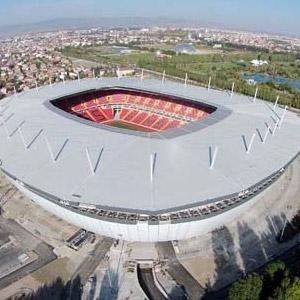 Eskişehir, yeni stadı için gün sayıyor