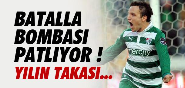 Süper Lig'de yılın takası !
