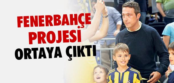 Ali Koç'un Fenerbahçe projesi ortaya çıktı