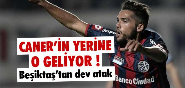 Beşiktaş'tan flaş hamle ! Caner'in yerine...