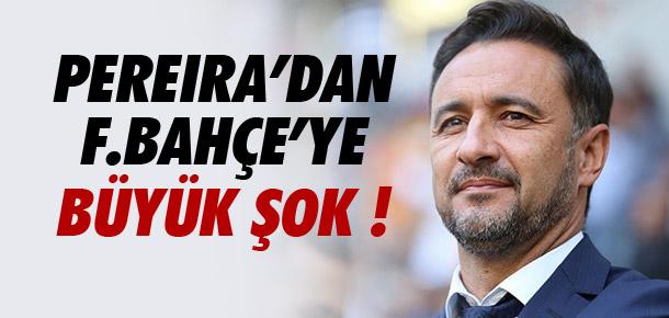 Pereira'dan Fenerbahçe'ye CAS şoku !