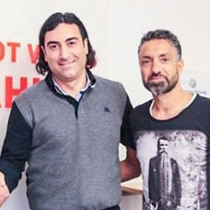Rot Weiss Ahlen'in yeni hocası Erhan Albayrak