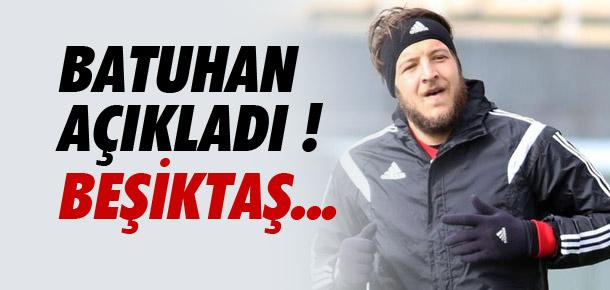 Batuhan Karadeniz açıkladı ! Beşiktaş...