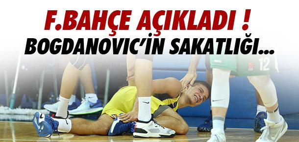 Bogdanovic en az 2-3 hafta yok