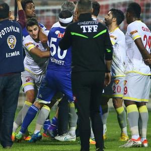 Eskişehirspor hükmen yenik sayıldı, 3 puanı silindi