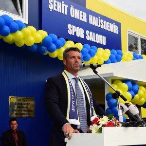 Şehit Ömer Halisdemir'in adı spor salonunda yaşatılacak