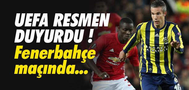 Manchester United - Fenerbahçe maçında rekor kırıldı
