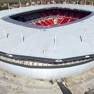 Eskişehirspor'un stat açılışı ertelendi
