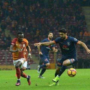 Başakşehir Galatasaray karşısında seriyi bozmadı
