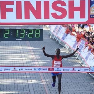 İstanbul Maratonu'nunda kazananlar belli oldu