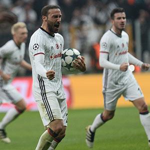 Türkiye'nin tek umudu Beşiktaş !