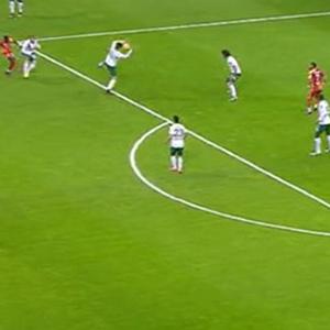 Galatasaraylı futbolcuların penaltı itirazı