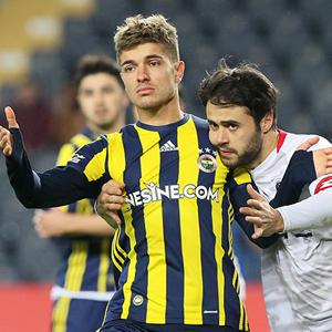 Fenerbahçe'den kupaya kötü başlangıç