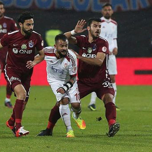 Trabzonspor kupada da kayıp
